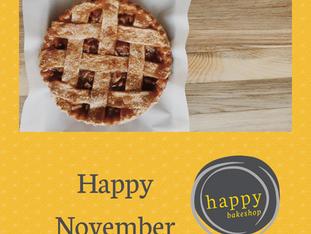 Happy November