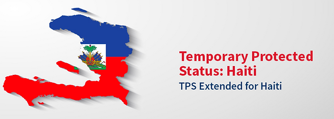 Renewal of TPS for Haitians