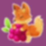 RazzleBerryFox_PurpleBackground.png