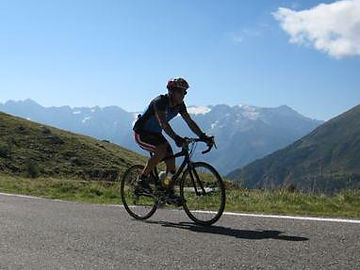 Biking for exercise and rehabilitation