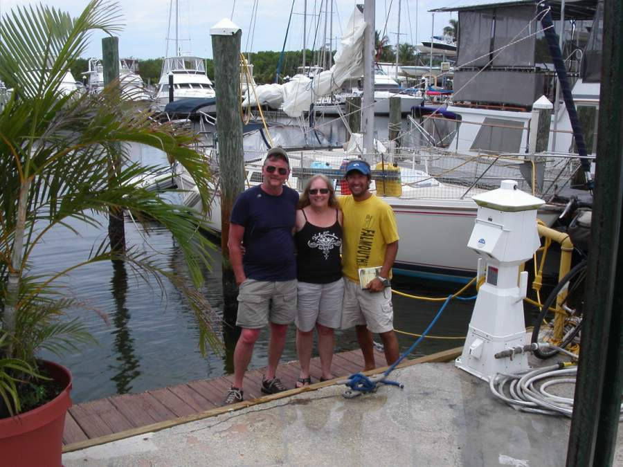 Key Largo fun