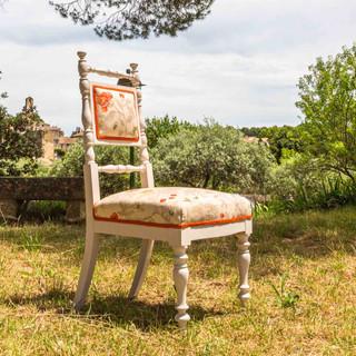 Chaise Style Epoque Victorienne