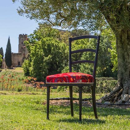 "Chaise dite ""volante"", style Napoléon III"