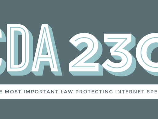 Dangerous misconceptions about Section 230 of the Communications Decency Act