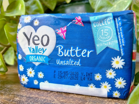 Yeo Valley Organic Unsalted Butter - UK (England)