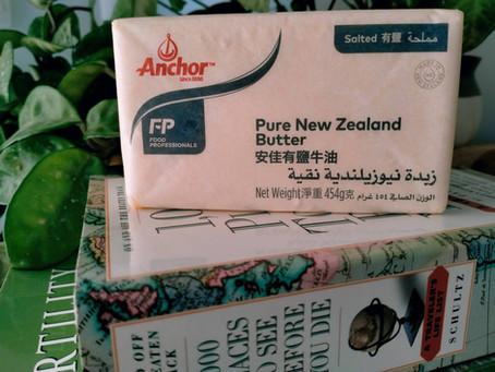 Anchor NZ Salted Butter - New Zealand