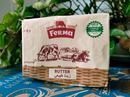 Ferma Unsalted Butter - Ukraine