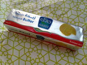 Nadec Natural Butter - Saudi Arabia