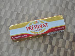 Président Unsalted Butter - France