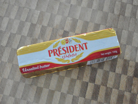 Président Unsalted Butter - France