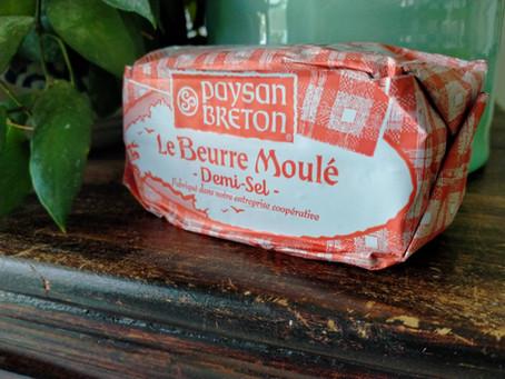 Paysan Breton Le Beurre Moulé Demi-Sel - France