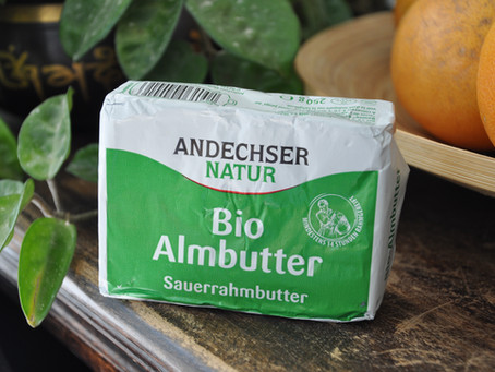 Andechser Natur Bio Almbutter- Germany