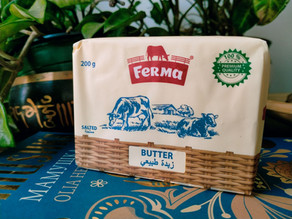 Ferma Salted Butter - Ukraine