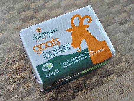 Delamare Salted Goats Butter - UK (England)