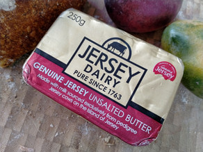 Jersey Dairy Unsalted Butter - UK (Channel Islands)