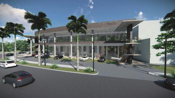 Street Mall - Lote Nissan