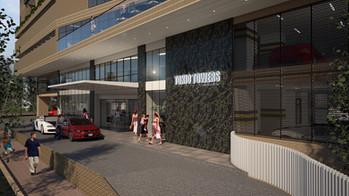 Tokio Towers