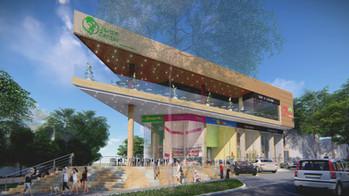 Street Mall- Jardin Center