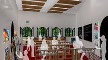 Restauración Universidad Del Atlántico - Bellas Artes