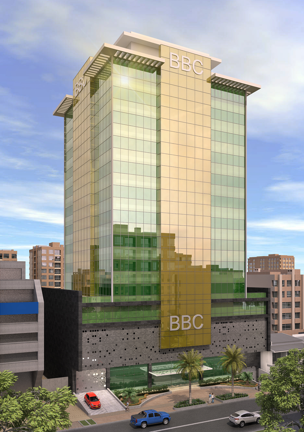 BARRANQUILLA BUSINESS CENTER