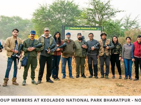 IIPC Nature & Bird Photography Workshop -November 2019
