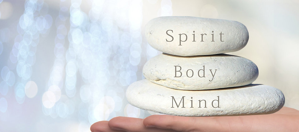 Spirit, Body and Mind healthy lifestyle_