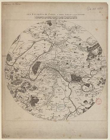 De Jean Baptiste Anville,(nommé Géographe du Roi en 1718.