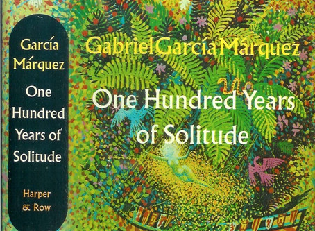 This Day in Writing History - May 30 – Gabriel García Márquez
