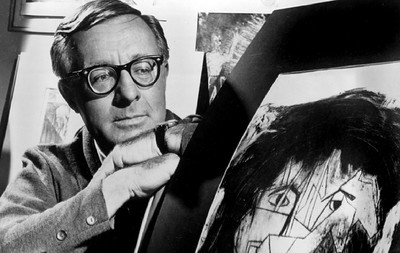 This Day in Writing History - October 19 - Ray Bradbury