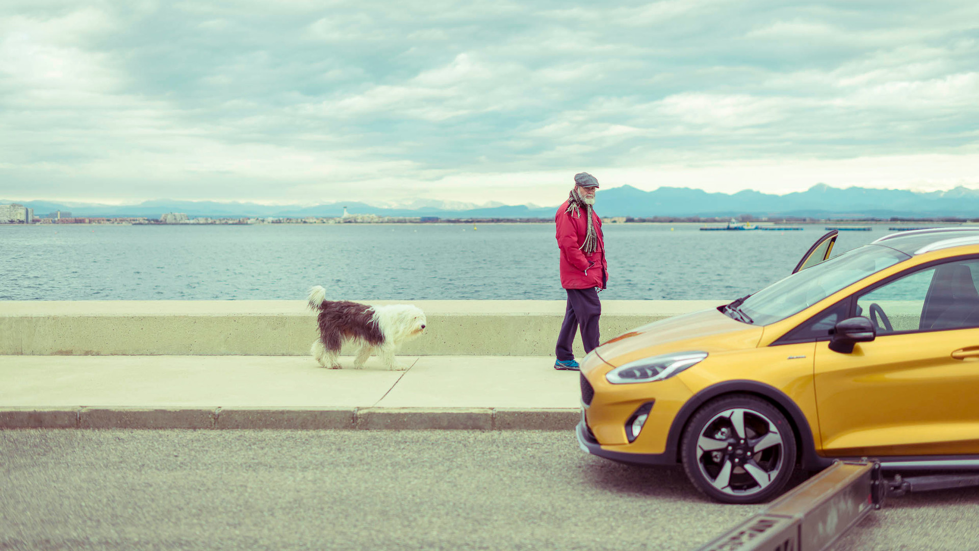 Ford Fiesta - Spanien