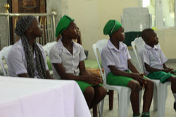 Cross Section of the Contestants
