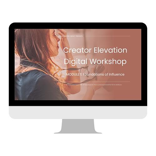 Creator Elevation [Full Course]