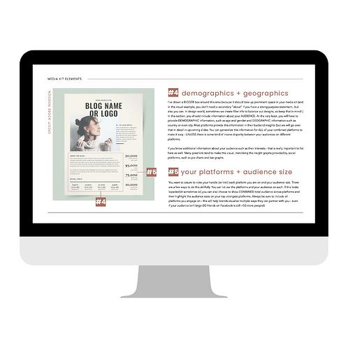 Creator Elevation: Media Kits & Metrics