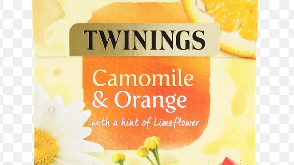 Camomile & Orange Tea