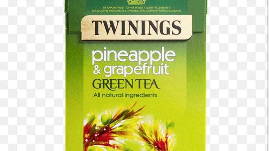 Pineapple & Grapefruit Tea