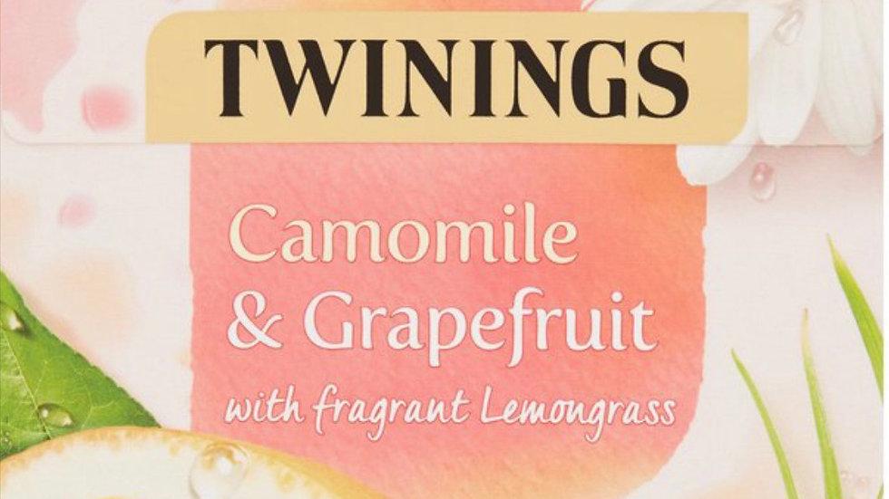 Camomile & Grapefruit Tea
