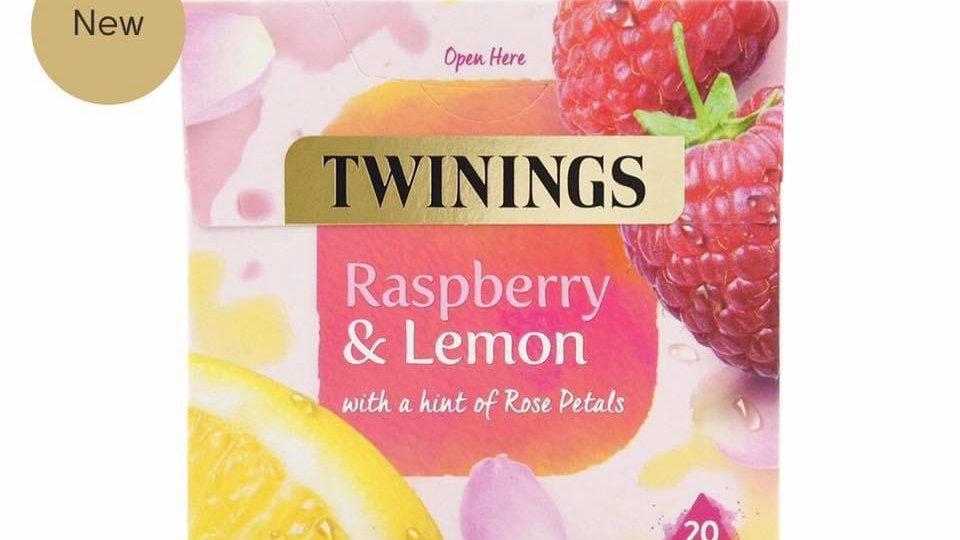 Raspberry & Lemon Tea