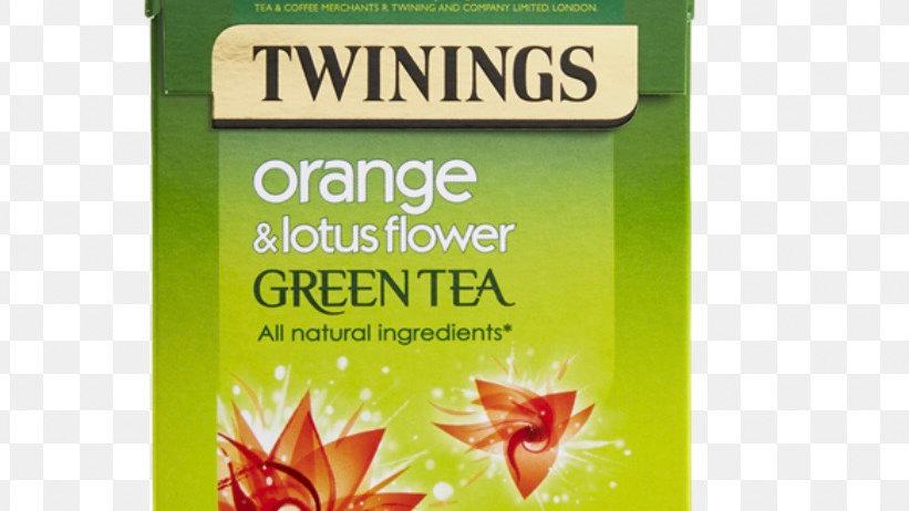 Orange & Lotus Tea