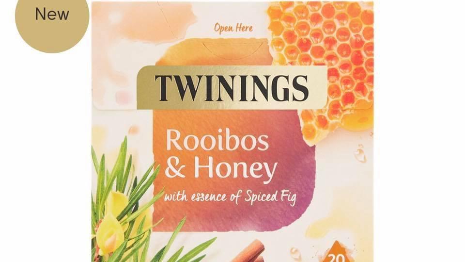 Rooibos & Honey Tea