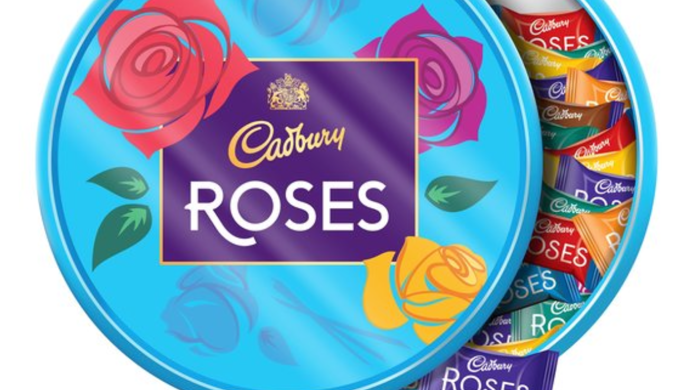Roses Tub ( 600 g )