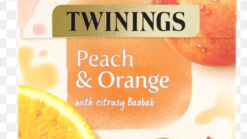 Peach & Orange tea