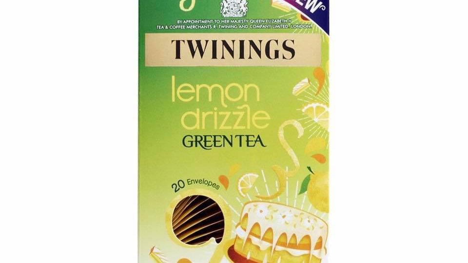 Lemon Drizzle Green Tea