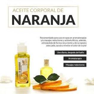 Aceite Corporal Naranja 250ml