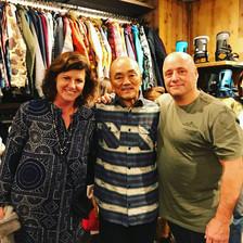 with Dona Carpenter,Craig