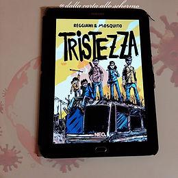 RECENSIONE: Tristezza (Angel Mosquito, Federico Reggiani)