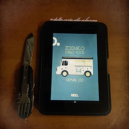 RECENSIONE: Zodiaco street food (Heman Zed)
