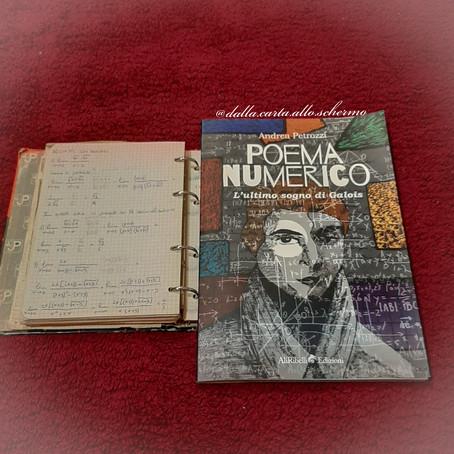RECENSIONE: Poema numerico. L'ultimo sogno di Galois (Andrea Petrozzi)