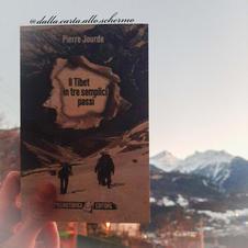RECENSIONE: Il Tibet in tre semplici passi (Pierre Jourde)