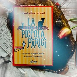 RECENSIONE: La piccola Parigi (Massimiliano Alberti)