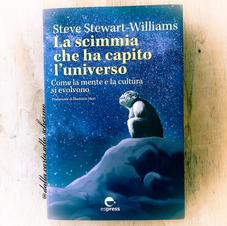RECENSIONE: La scimmia che ha capito l'Universo (Steve Stewart-Williams)